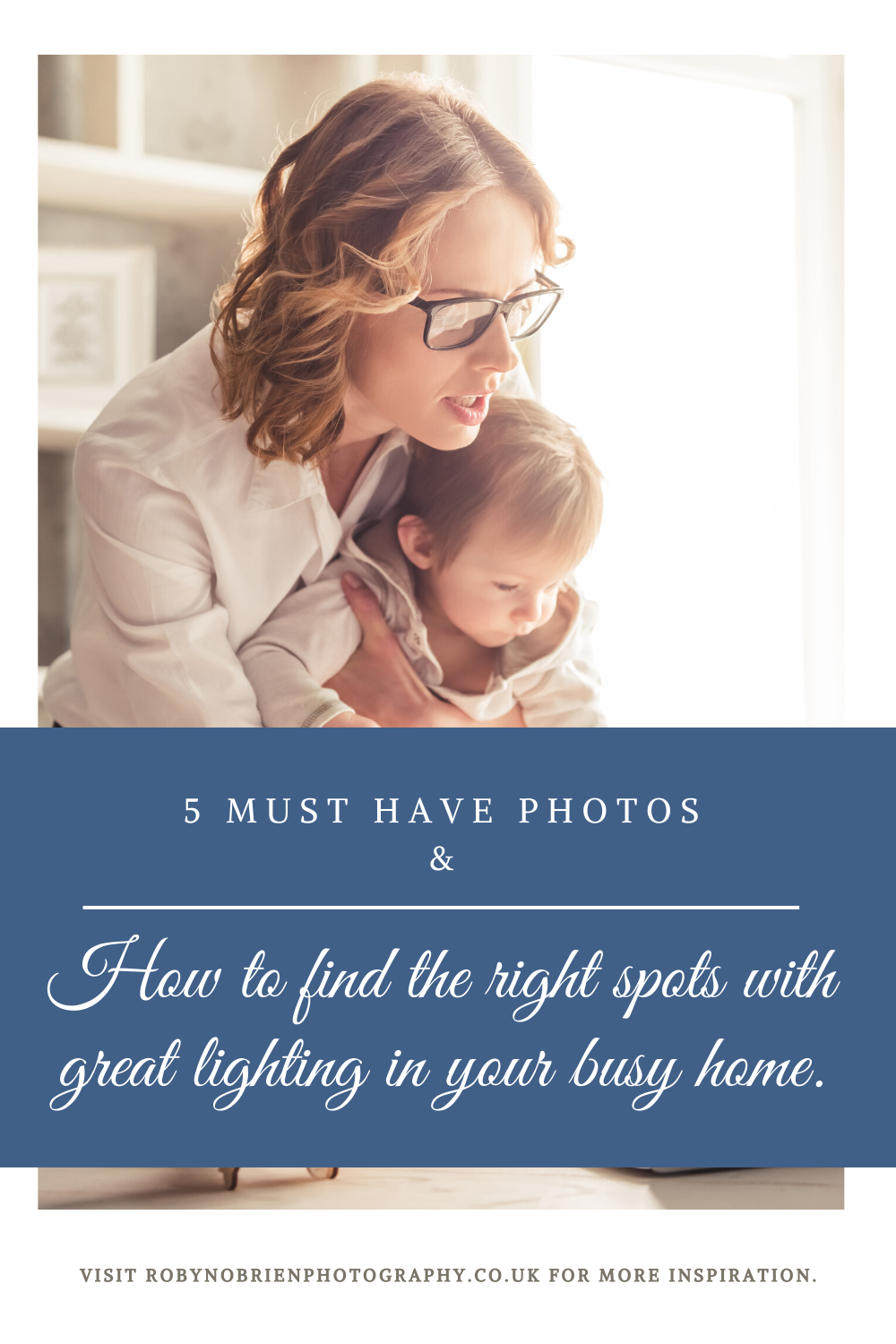 Best at home photography spots – Masterclass