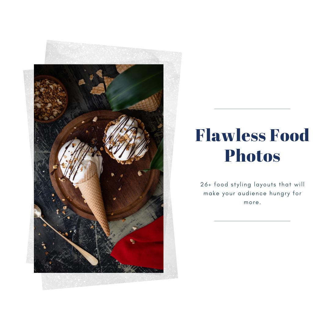 Flawless Food Photos